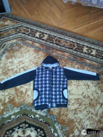 Толстовка-куртка. Фото 1.