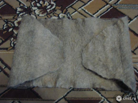 Пояс из собачьей шерсти, новый. Фото 1.