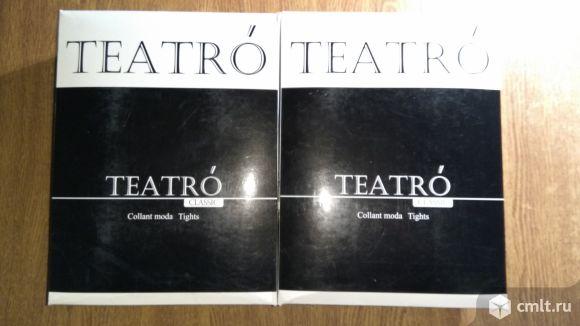 Гольфы в мелкую сетку 40шт Teatro Classic Nero