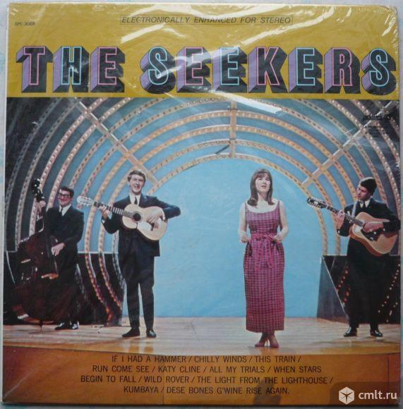 "Грампластинка (винил). Гигант [12"" LP]. The Seekers. 1967. Pickwick. SPC-3068. U.S.A. Rock, Folk.. Фото 1."