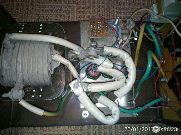 Пуско -зарядное устройство (ПЗУ) 12-24 В 40А