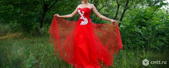 Платье для выпускного. Фото 2.