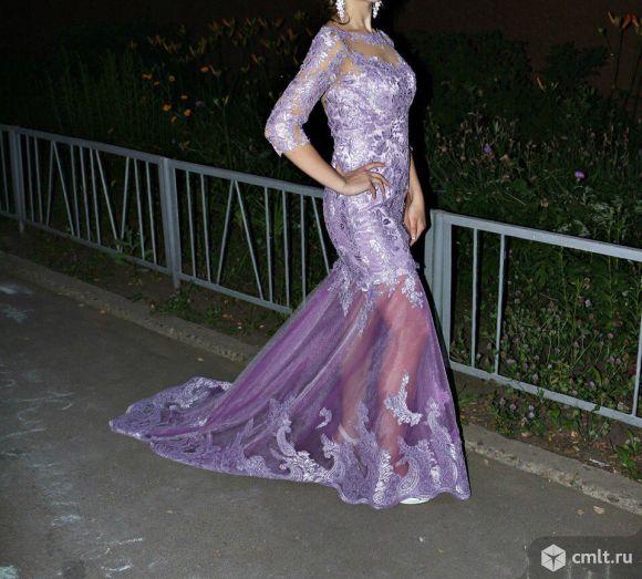 Эксклюзивное выпускные платье