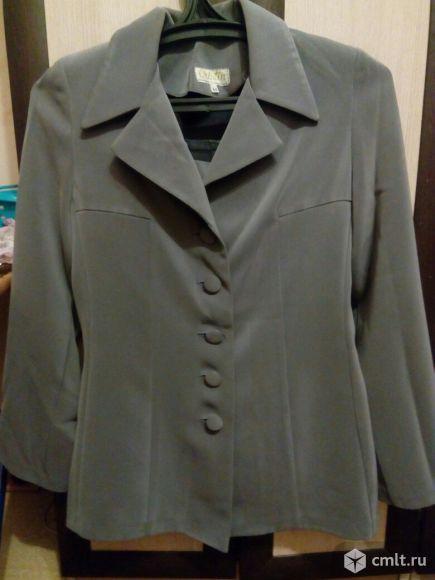 Костюм юбка+пиджак