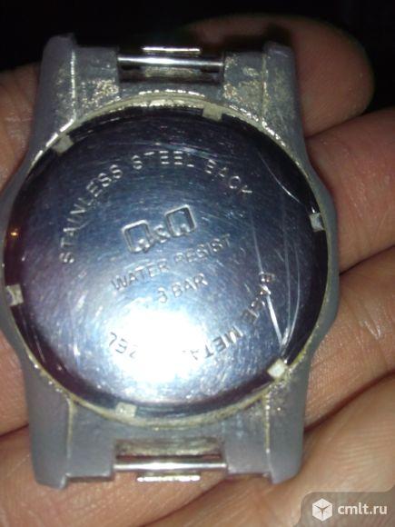 Часы фирмы q@q. Фото 2.