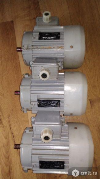 Электродвигатель 0.37 квт 2750 об 36 V. Фото 4.