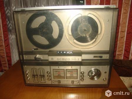 Магнитофон Astra