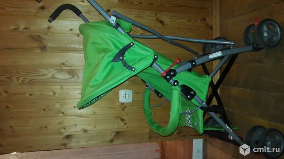 Летняя коляска-трость. Фото 1.