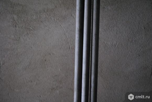 Труба оцинкованная 38. Фото 1.