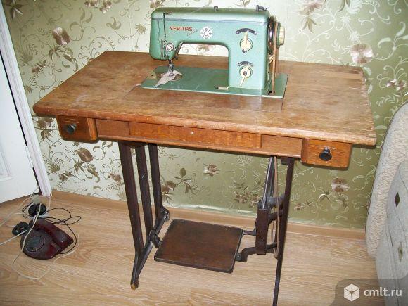 Швейная машина Веритас. Фото 1.