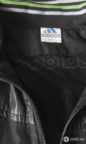 Мастерка-ветровка adidas
