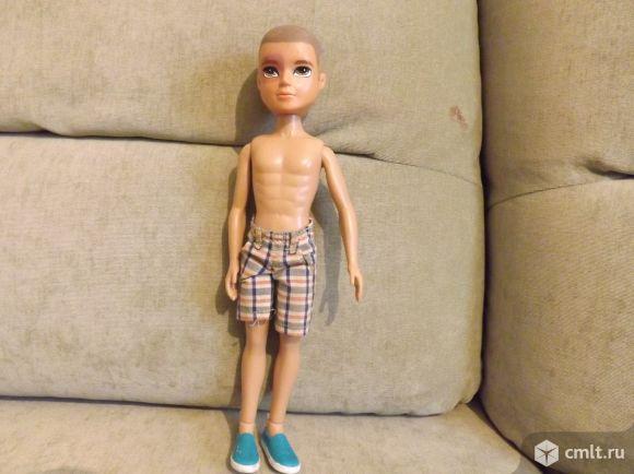 Кукла-мальчик. Фото 1.