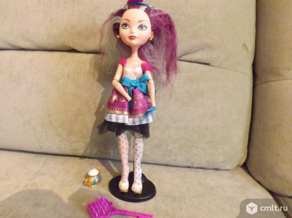 Кукла Ever After High Madeline Hatter. Фото 1.