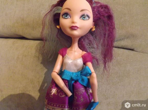 Кукла Ever After High Madeline Hatter. Фото 2.