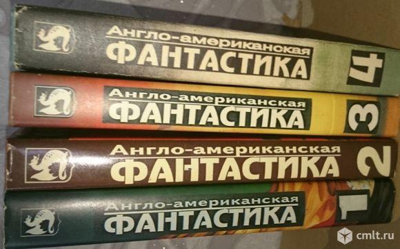 Продаю сборники англо-американской фантастики