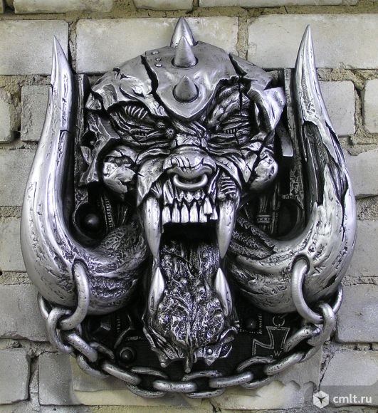 Продаю горельеф символа MOTORHEAD