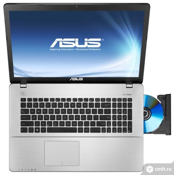 Нерабочий ноутбук asus k750jn. Фото 1.