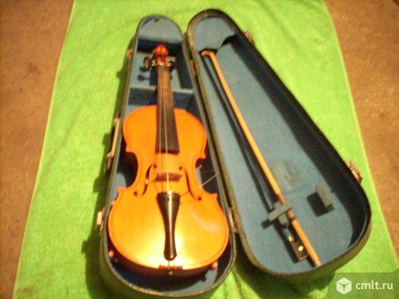Скрипка и мандалин