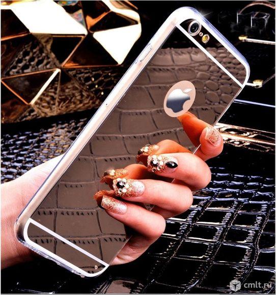 Прекрасный зеркальный чехол для iPhone 6/6s