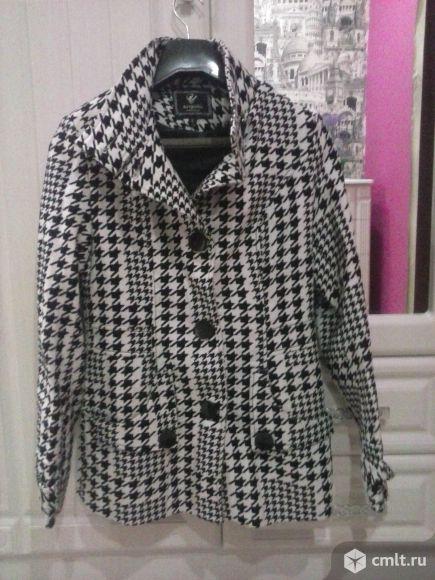 Легкое пальто, Дубленка