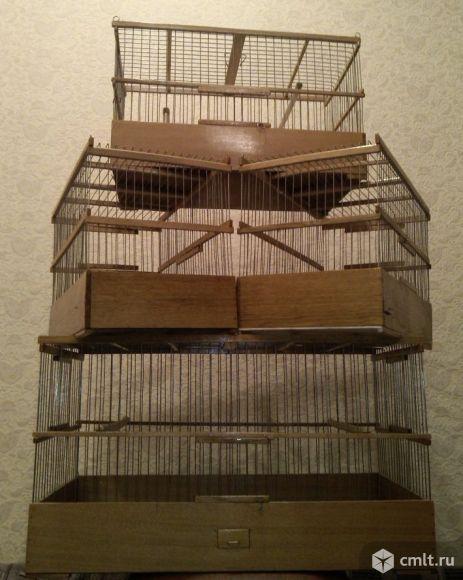 Клетки для канареек и других певчих птиц