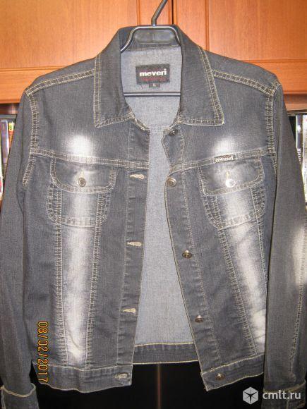 Продам  джинсовую куртку.