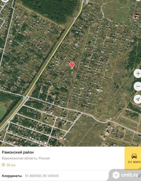 Продается участок в Медовке 10 соток. Фото 1.