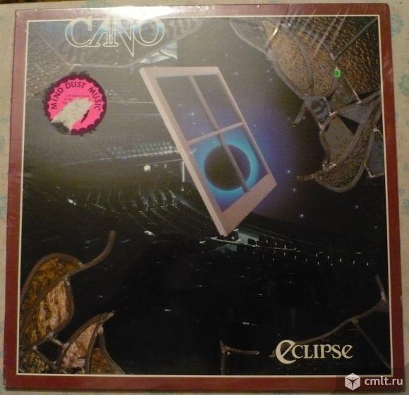 """Грампластинка (винил). Гигант [12"""" LP]. Cano. Eclipse. (P) 1978 A&M Records. SP 9033. Canada.. Фото 1."""