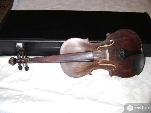 Скрипка мастеровая