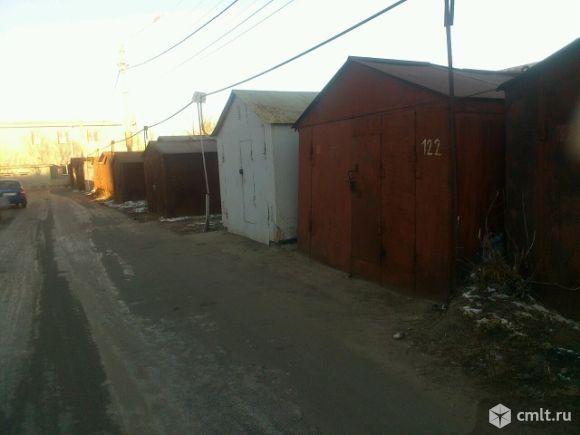 Металлический гараж 26 кв. м ВАИ