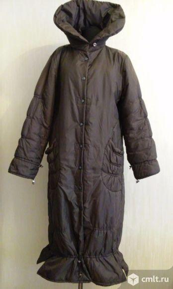 Плащ-пальто демисезонный
