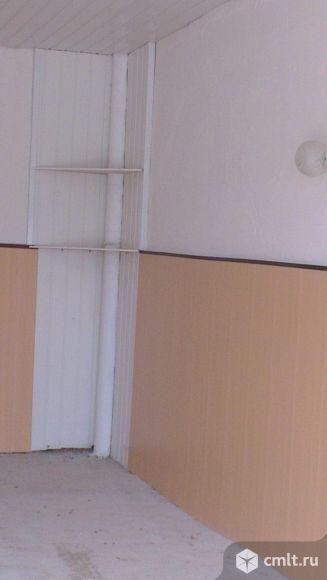Волна ГСК: капитальный гараж 6х4 м, 2 уровня