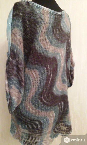 Новая блузка-туника, пр-во Италия