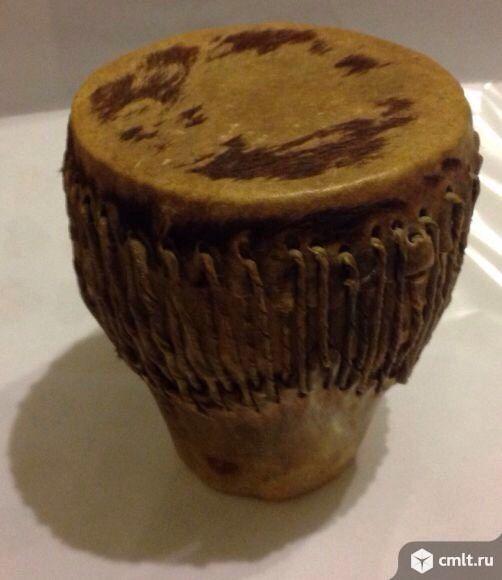 Африканский барабан (XX век)