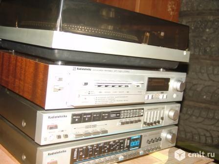 Аудиосистема Радиотехника