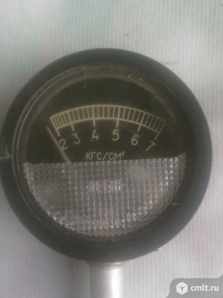 Продаётся манометр для авто. МД-231. Фото 1.