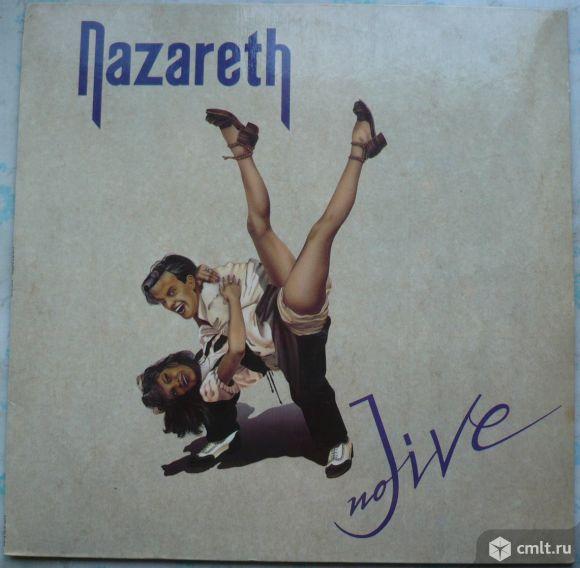 "Грампластинка (винил). Гигант [12"" LP]. Nazareth. No Jive. 1991. Biz Enterprises/Alien Records. СССР. Фото 1."