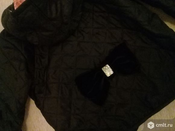 Продам детскую куртку на девочку демисезонную. Фото 3.
