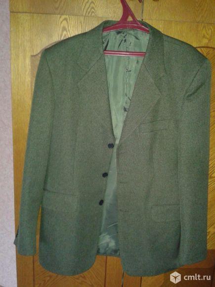 Пиджак мужской 52 р-р