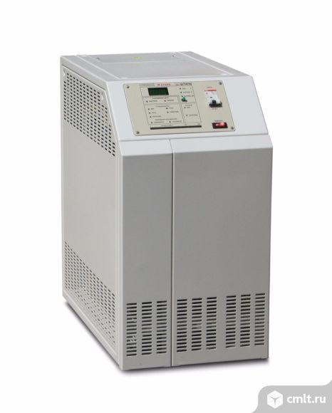 Однофазный стабилизатор напряжения Штиль R7500 220В для дома / дачи