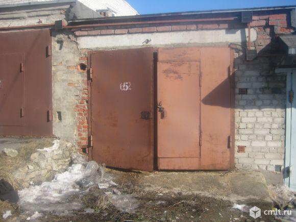 Капитальный гараж 20 кв. м Звезда-1. Фото 1.