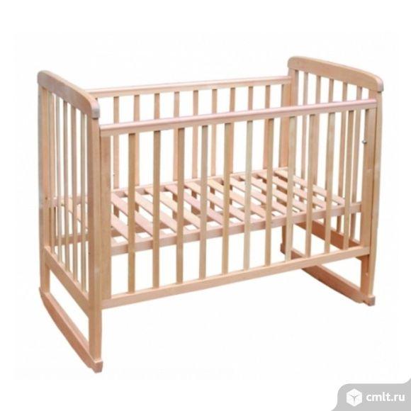 Продаю кроватку в отличном состоянии