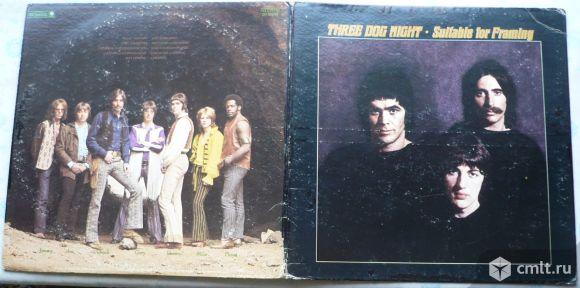 """Грампластинка (винил). Гигант [12"""" LP]. Three Dog Night. Suitable For Framing. 1969. USA.. Фото 1."""