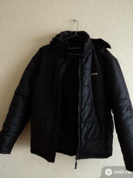Куртка демисезонная р-р. 46