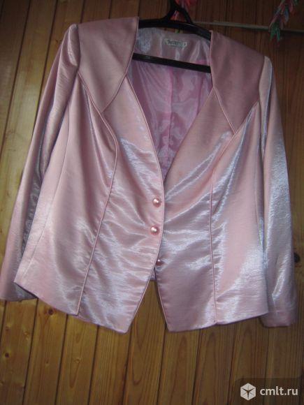 Костюм  ( юбка + пиджак )