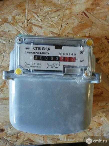 Счетчик газовый сгб G1.6