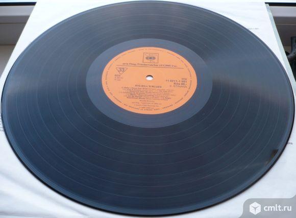 "Грампластинка (винил). Гигант [12"" LP]. Big Bill Broonzy. Big Bill's Blues. (P) 1988 Supraphon. ЧССР. Фото 8."