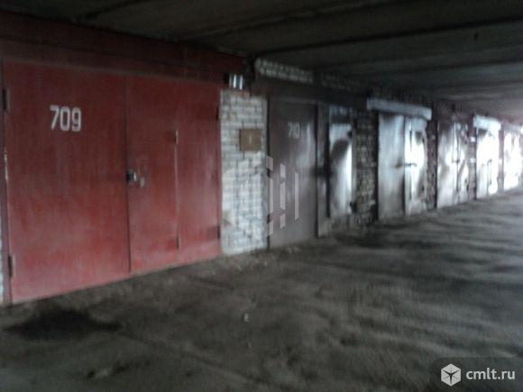 Капитальный гараж 18 кв. м