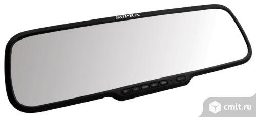 Продам регистратор в виде зеркала supra SCR-537M