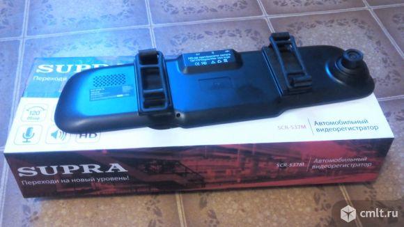 видеорегистратор регистратор в виде зеркала SUPRA SCR-537M